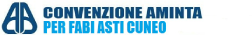 Aminta Fabi Asti Cuneo Logo